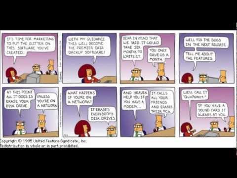 Dilbert Best Strips Of All Times
