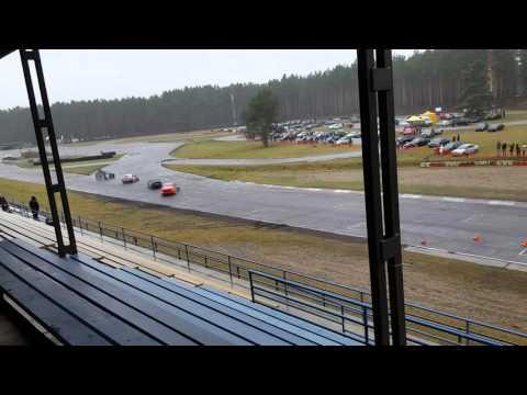 Z-svētku drifta treniņš