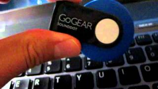 Philips GoGear SoundDot Review - Great iPod alternative