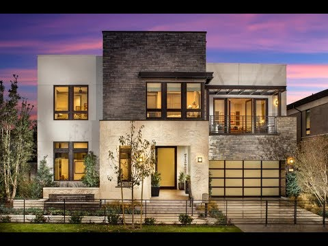 UPDATED v2.0: $2,095,995 Irvine CA | New-York Style 6-bedroom Soleil Model Home by Toll Brothers