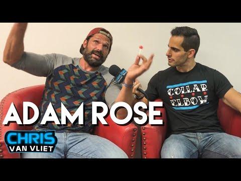 Adam Rose: No Way Jose's entrance is
