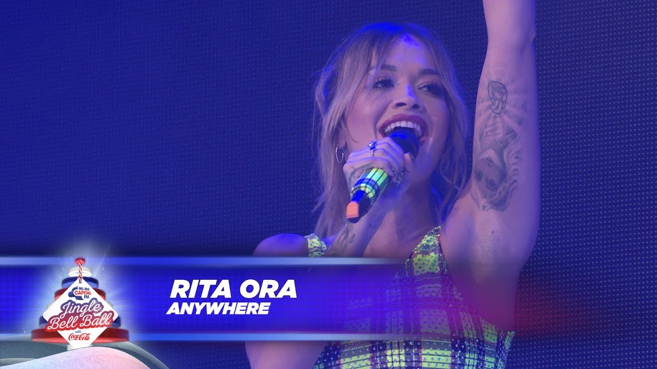 Download Rita Ora - 'Anywhere' - (Live At Capital's Jingle Bell Ball 2017)