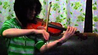 Passing by - Yiruma Violin Cover