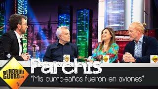 Parchís recuerda los pros y los contras de la fama - El Hormiguero 3.0