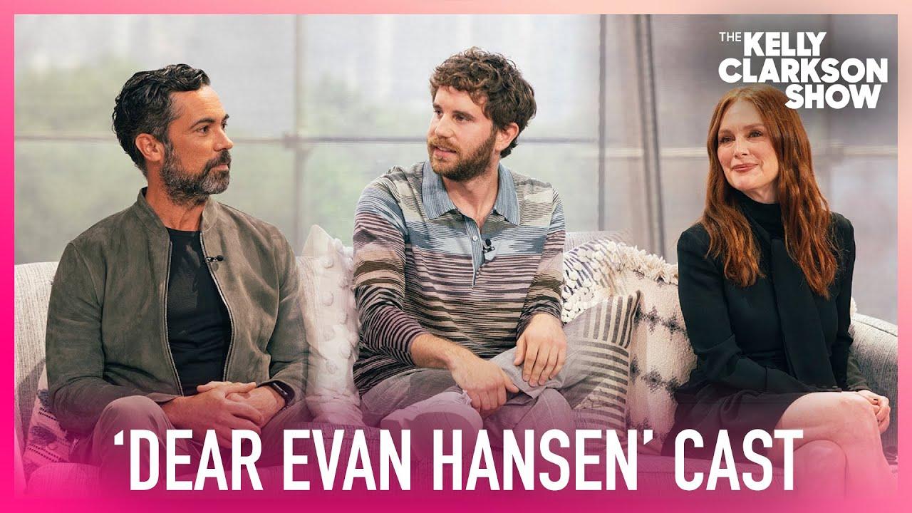 'Dear Evan Hansen Movie' Cast Reveal The True Meaning Of The Film