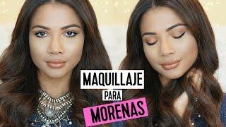 Maquillaje diario para morenas | Doralys Britto