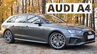 Audi A4 Avant - zmiany, których nie widać