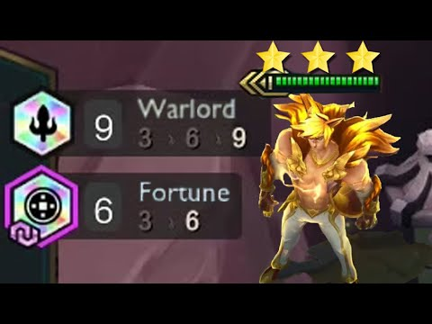 9 Warlord 6 Fortune 3 Star Sett | The Impossible is Possible