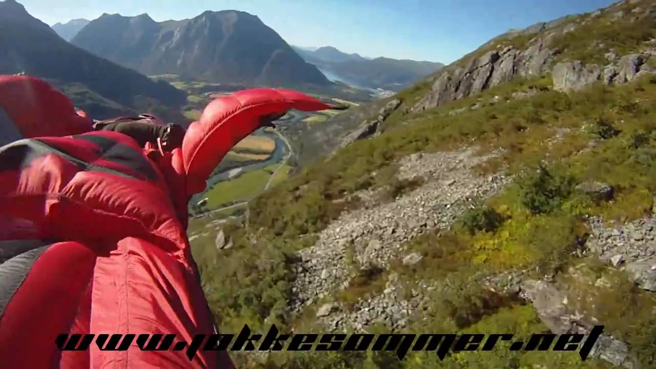 how to get into wingsuit proximity flying