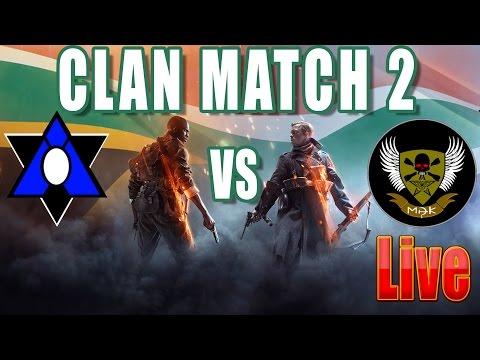 AoV vs MDK Live 23-02-2017 Battlefield 1 Spectating