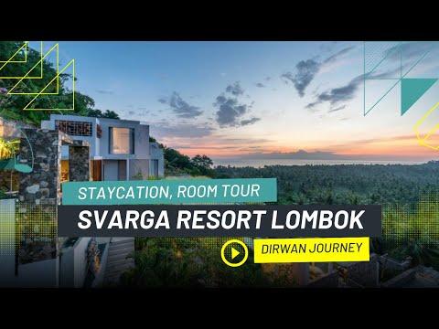 SVARGA RESORT LOMBOK REVIEW | Varda Pool Suite