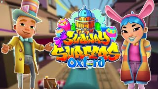 💐Subway Surfers Oxford 2021 🐣Easter Special