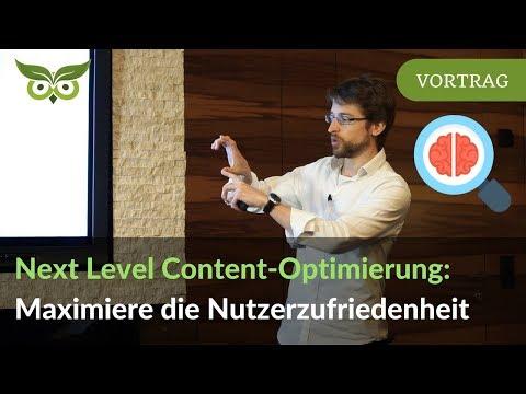 Next Level Content-Optimierung: Die Vereinigung von SEO, CRO und UX
