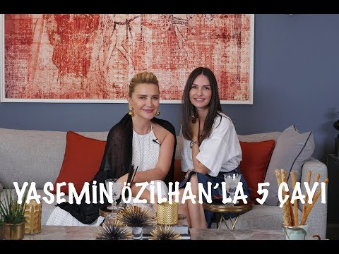 Ashley Joy | Yasemin Özilhan'la Beş Çayı |