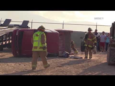 San Diego: Otay Mesa Industrial Fatal Accident 09232017