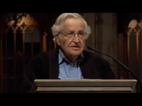 Noam Chomsky - Migrant Crisis