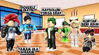 OKULUMUN 13.GÜNÜ BÜYÜK OLAY / Roblox Robloxian Highschool / Roblox Türké