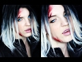 Selene Makeup Tutorial | DIY Vampire Fangs | Underworld Blood Wars