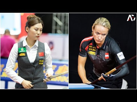 2019 World 9-Ball China Open│Liu Shasha 劉莎莎 Vs Jasmin Ouschan