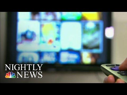 FBI Sounds Alarm On Smart TVs | NBC Nightly News