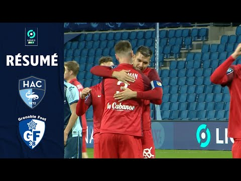 Le Havre Grenoble Goals And Highlights