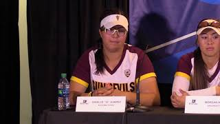 ASU Press Conference | Game One | Tempe Regional