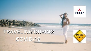 Traveling During Covid | CLEOPATRA LEE