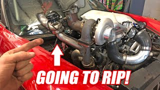 McFarland Fab Opens Its Doors To Repair Ruby's Boost Creep Problem! **EXPERT WELDING**