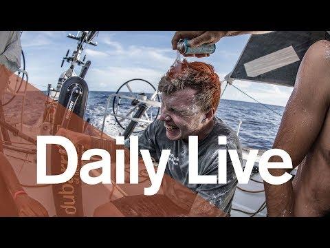Daily Live – 1300 UTC Saturday 13 January | Volvo Ocean Race