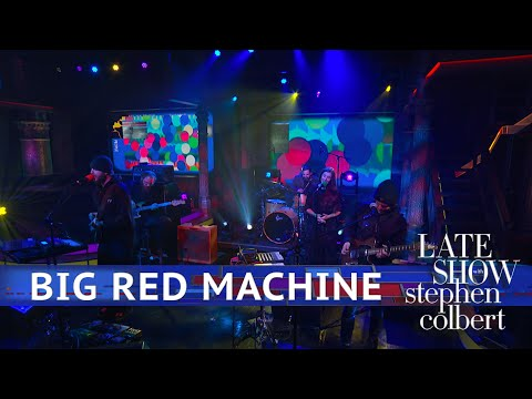 Big Red Machine Performs 'Gratitude' - YouTube