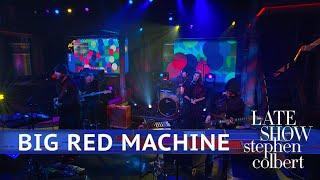 Big Red Machine Performs 'Gratitude'