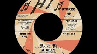 Watch Al Green Full Of Fire video