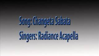 Radiance Acapella - Chengeta Sabata