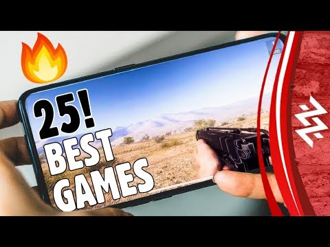 Finally! Top 25 Best Games For Android & IOS 2020 [Offline/Online] | Part 2