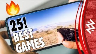 Finally! Top 25 Best Games for Android & iOS 2019 [Offline/Online] | Part 2