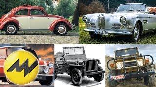Ikonen der Automobilgeschichte | Motorvision