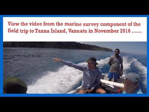 Tanna Island, Vanuatu - Marine Surveys - November 2016