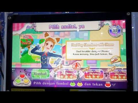 Aikatsu Indonesia Card Game Season 2 seri 1 : Angel Snow ★★★ (New Idol vs Otome)