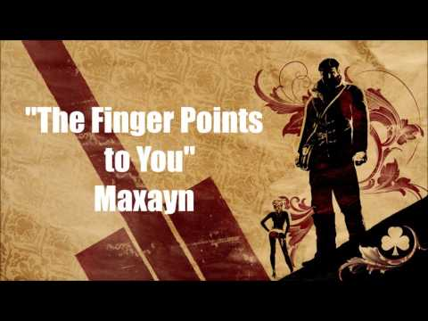 The Saboteur: The Finger Points to You - Maxayn