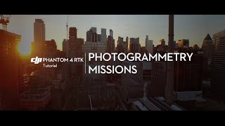 Phantom 4 RTK Photogrammetry Tutorial