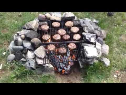 Kyle's DIY 0$ bbq fire pit