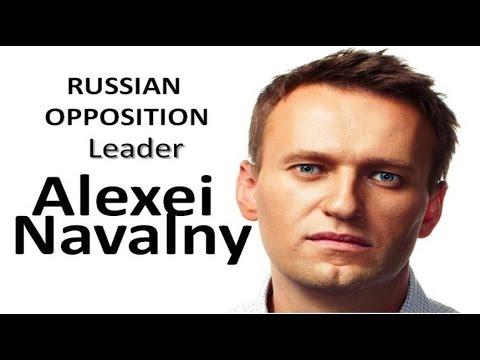 What Russian Opposition Leader Alexei Navalny Says  About Never Quitting