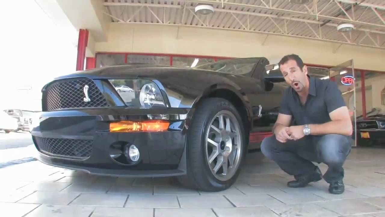 2009 ford mustang shelby gt500 convertible for sale with test drive and walk through video