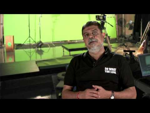 Expert advice on film direction from Whistling Woods International