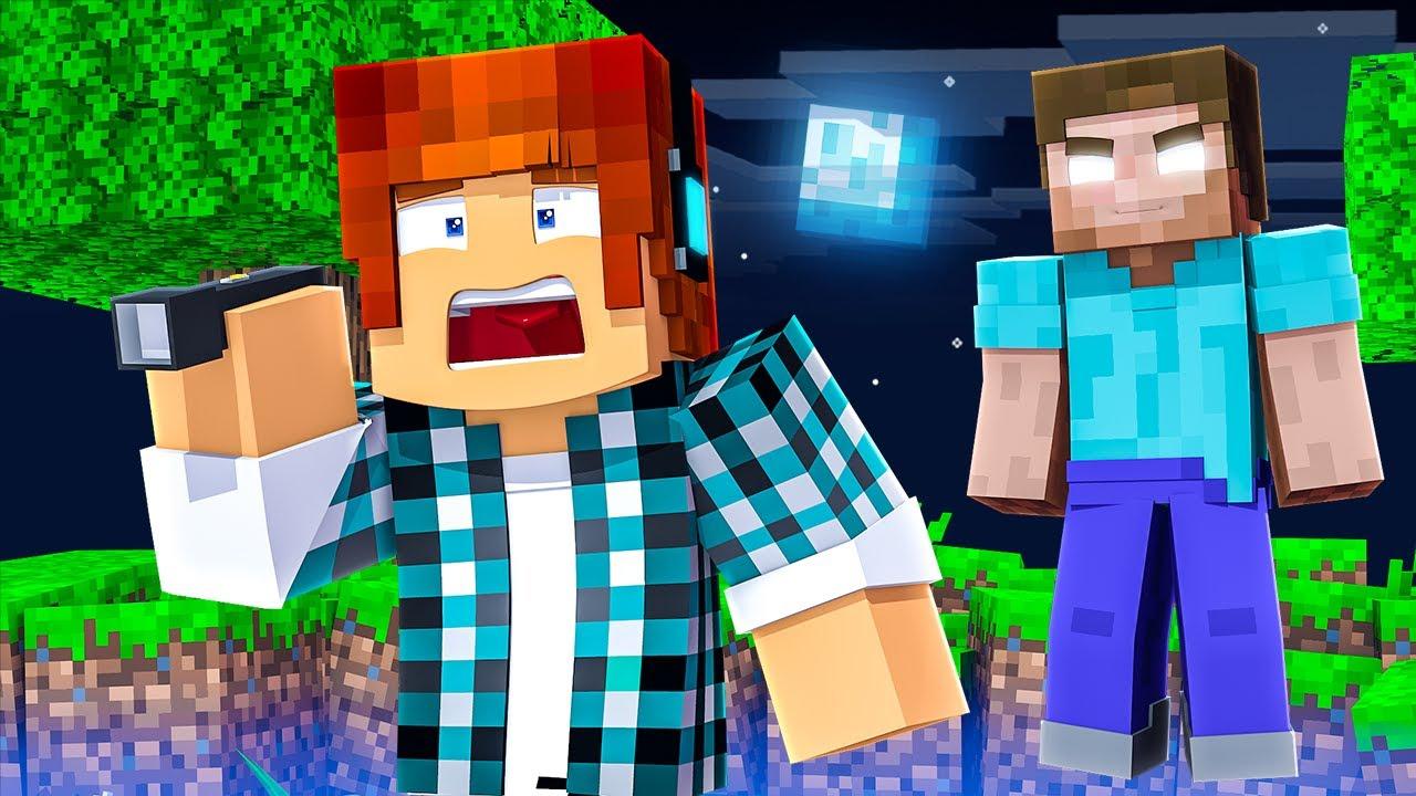 Minecraft Herobrine - O Filme