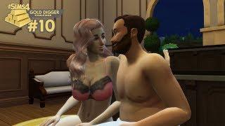 MALAM PERTAMA DI RUMAH SUPER MEWAH!!! - ( GOLD DIGGER CHALLENGE ) The Sims 4 Indonesia