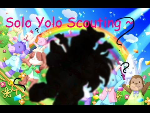 Cinderella Girls Starlight Stage: ICG:SS Adventures of solo yoloing!