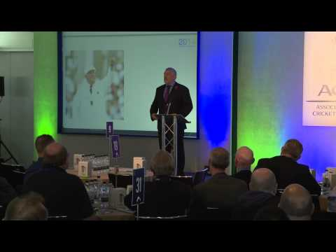 ECB ACO National Conference - Psychology of Officiating