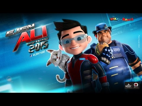 Ejen Ali : Emergency Android Gameplay (HD)