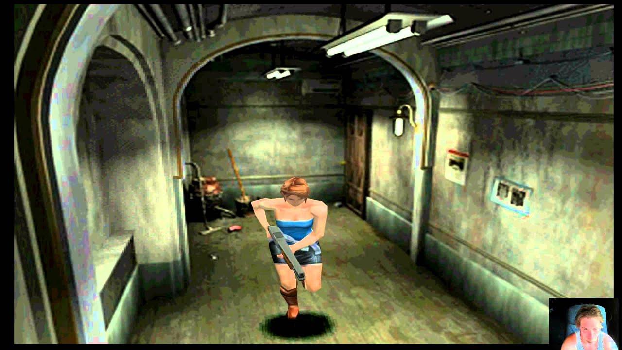 Resident Evil 3 Nemesis Gamecube